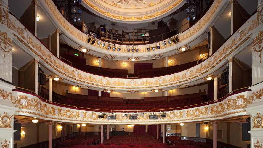 Garrick Theatre, London | Official Box Office | Nimax Theatres