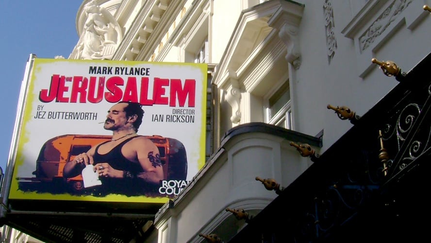 Apollo Theatre Shaftesbury Avenue Jerusalem