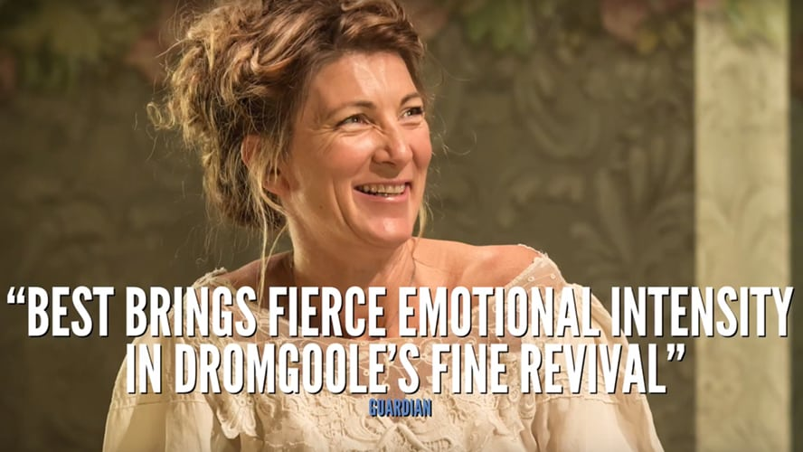A Woman of No Importance Audience Reaction Video Image Eve Best