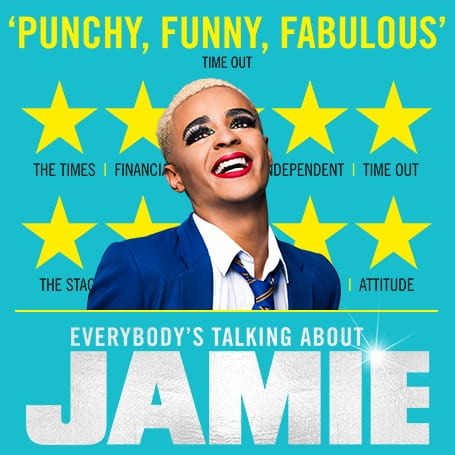 everybody's talking about jamie - photo #24