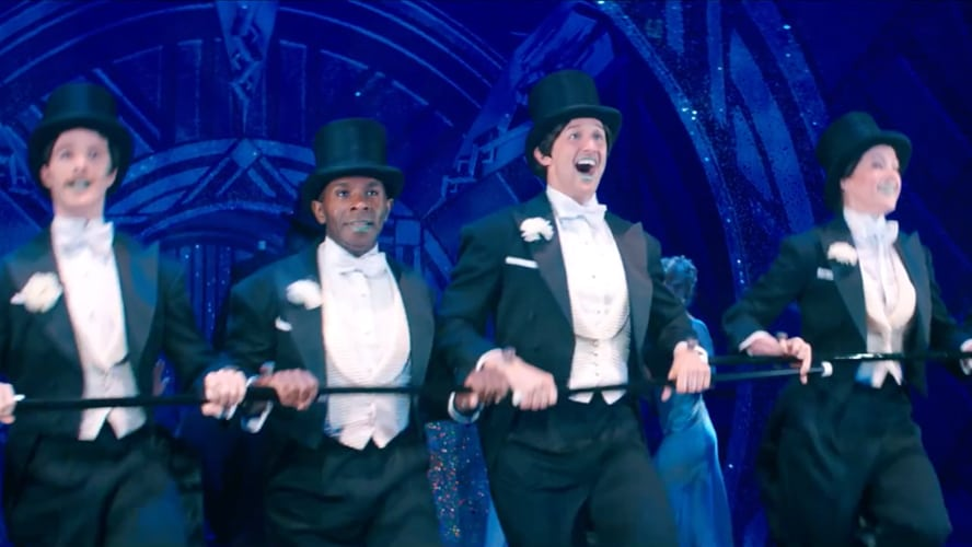 Young Frankenstein Company Video Image