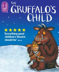 THE GRUFFALO'S CHILD LIVE