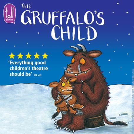 THE GRUFFALO'S CHILD LIVE