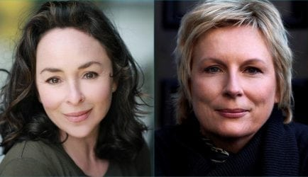 SAMANTHA SPIRO, KEVIN BISHOP AND JENNIFER SAUNDERS JOIN CAST OF KATHY BURKE'S LADY WINDERMERE'S FAN