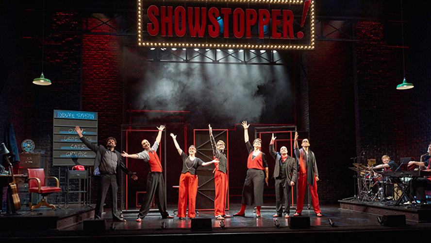 Showstoppers at the Lyric Theatre Image 2