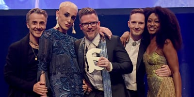 Awards success for Everybody's Talking About Jamie