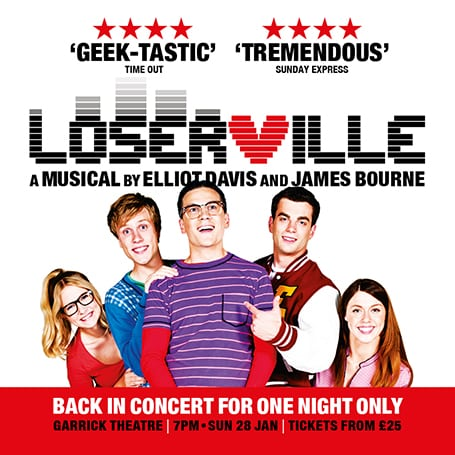 LOSERVILLE IN CONCERT