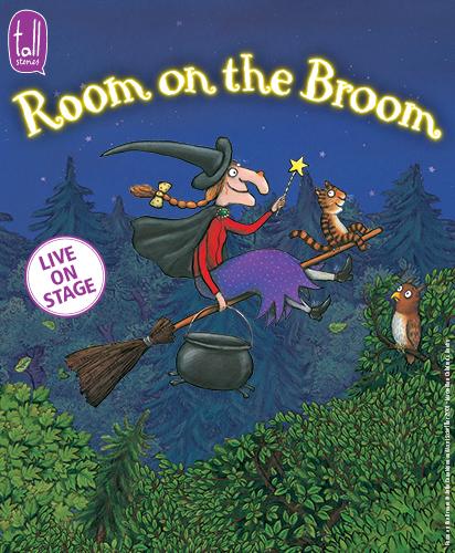 ROOM ON THE BROOM LIVE