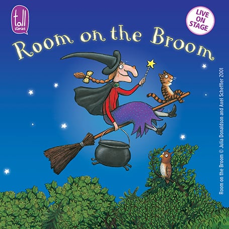 room on a broom live room on the broom live tickets book direct with the 22895