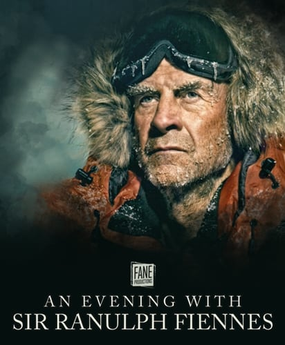 SIR RANULPH FIENNES: LIVING DANGEROUSLY