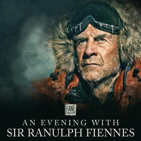 SIR RANULPH FIENNES: LIVING DANGEROUSLY