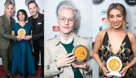 EVERYBODY'S TALKING ABOUT… THE WHATSONSTAGE AWARDS