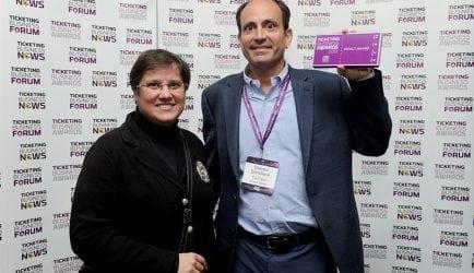 Nimax new website wins technology award