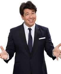 MICHAEL MCINTYRE – WARM UP