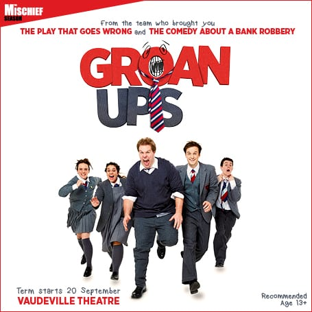 GROAN UPS