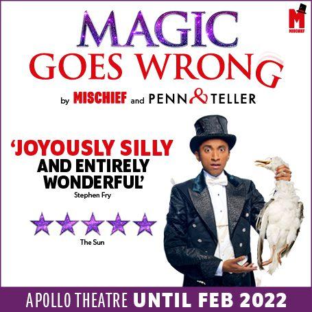 MAGIC GOES WRONG