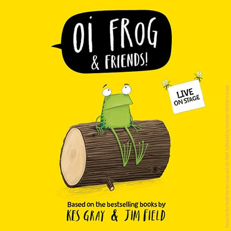 Oi Frog Friends Nimax Theatres