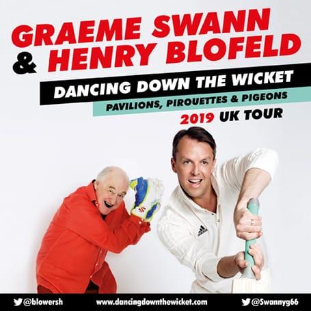 Graeme Swann & Henry Blofeld – Dancing Down The Wicket