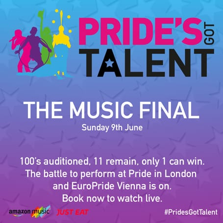PRIDES GOT TALENT FINALS – THE MUSIC FINAL