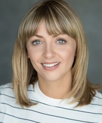 Lisa McGrillis biography headshot