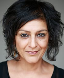 Meera Syal biography headshot