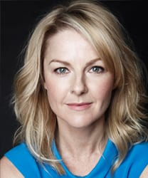 Sarah Hadland biography headshot