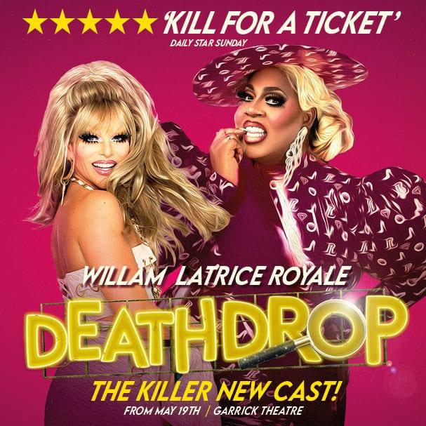 DEATH DROP - Nimax Theatres
