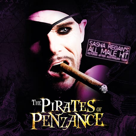 SASHA REGAN'S PIRATES OF PENZANCE