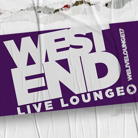 WEST END LIVE LOUNGE – THE GREATS