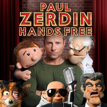 PAUL ZERDIN HANDS FREE